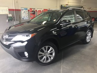Toyota RAV4 Limited GrA *TRÈS BEAU VÉHICULE* 2015