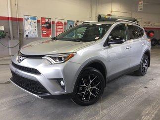 Toyota RAV4 SE AWD *GARANTIE PROLONGÉE* 2016