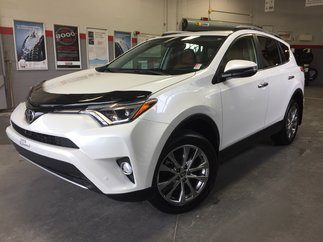 2017 Toyota RAV4 Limited AWD Gr:A *IMPECCABLE!*