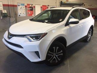 Toyota RAV4 LE AWD Gr:B 2017