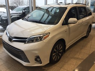 Toyota Sienna XLE AWD LIMITED *LIQUIDATION 2018 VÉHICULE NEUF!* 2018