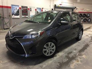 Toyota Yaris LE Gr:B *AUTOMATIQUE + GARANTIE PROLONGÉE* 2015