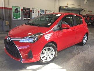 Toyota Yaris LE Gr:B *BAS KILOMÉTRAGE* 2015