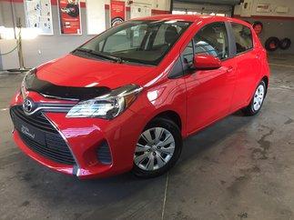 Toyota Yaris LE Gr:B *AUTOMATIQUE + A/C + VITRES* 2015