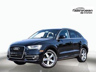 Audi Q3 Progressiv / TOIT OUVRANT / INT CUIR 2015