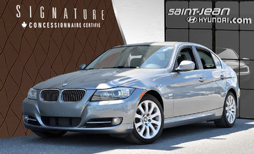 BMW 3 Series 335i xDrive / TOIT OUVRANT / INT CUIR / 0 ACCIDENT 2011