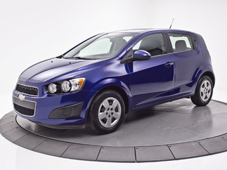 Chevrolet Sonic LS, auto, A/C 2013