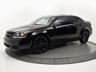 Dodge Avenger SXT Blacktop 2013