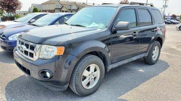 Ford Escape XLT / AWD V6 2010
