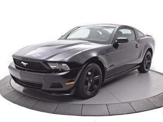 Ford Mustang **AIR CLIMATISÉ, TRANSMISSION MANUELLE** 2012