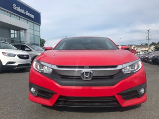 Honda Civic Coupe EX-T / TOIT / NAVI / TURBO 2016