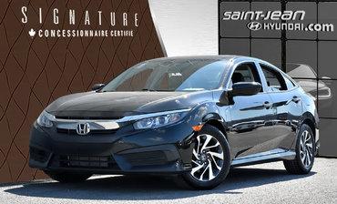 Honda CIVIC EX SIÈGES CHAUFFANT / BLUETOOTH 2016