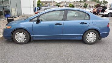 Honda Civic Sdn DX-G / A/C / BONNE MÉCANIQUE 2008