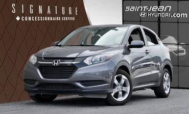 Honda HR-V LX / AWD/ CAMÉRA DE RECUL / SIÈGES CHAUFFANT 2017