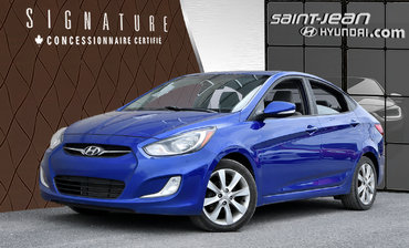 Hyundai ACCENT (4) GLS / MAGS / TOIT OUVRANT 2012