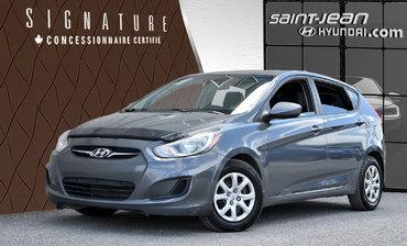 Hyundai Accent L / AUTOMATIQUE 2012