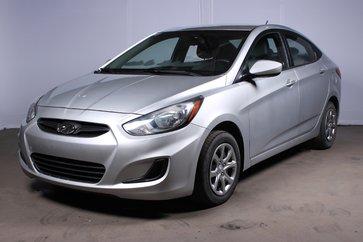 Hyundai Accent GL / SIÈGES CHAUFFANT 2013