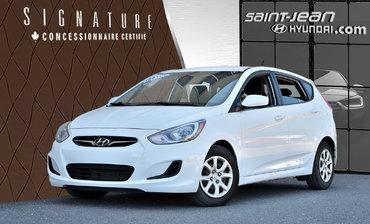 Hyundai Accent GL / SIÈGES CHAUFFANT 2014