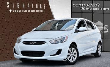 Hyundai Accent GL / AC / SIÈGES CHAUFFANT 2016