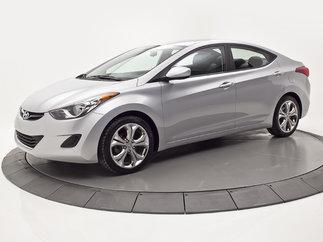 Hyundai ELANTRA (4) GL 2013