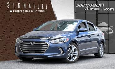 Hyundai Elantra Sedan GLS CUIR TOIT LE MOINS CHER AU QC !!! 2018