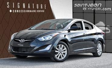 Hyundai Elantra SPORT / TOIT OUVRANT 2015