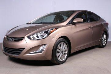 Hyundai Elantra TOIT OUVRANT / GR. ELECTRIQUE / SIÈGES CHAUFFANT 2015