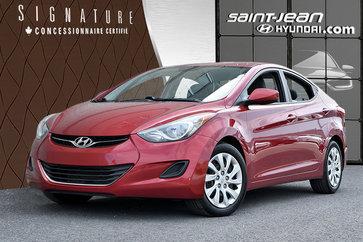 2013 Hyundai Elantra **SIÈGES CHAUFFANTS**BLUETOOTH**CRUISE CONTROL**