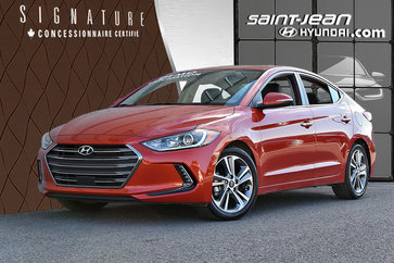 Hyundai Elantra LIMITED ULTIMATE 2017