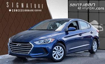 Hyundai Elantra LE +AUTO, BLUETOOTH, SIEGE CHAUFFANT+ 2017
