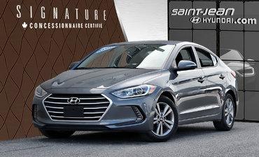 Hyundai Elantra GL/SIEGE & VOLANT CHAUFFANT 2018