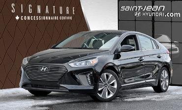 Hyundai IONIQ HYBRID LIMITED 4.4L/100KM CUIR TOIT OUVRANT 2018