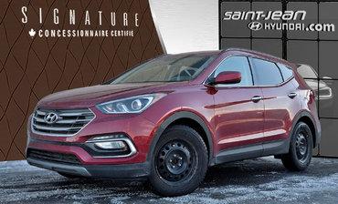 Hyundai SANTA FE SPORT AWD TRACTION INTÉGRALE  LIQUIDATION DÉMONSTRATEUR 2018