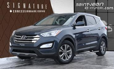 Hyundai Santa Fe Sport 2.0T Premium AWD + SIEGE CHAUFFANT + 2014