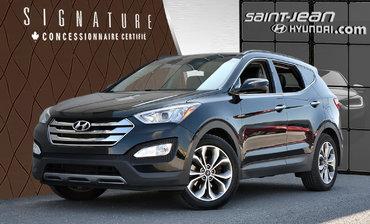 Hyundai Santa Fe Sport Limited / TOIT PANO / SIÈGES VENTILÉS / NAVI 2014