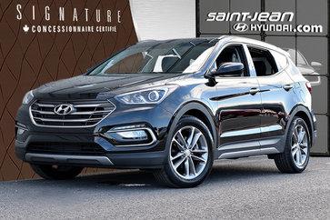 2017 Hyundai Santa Fe Sport SE AWD