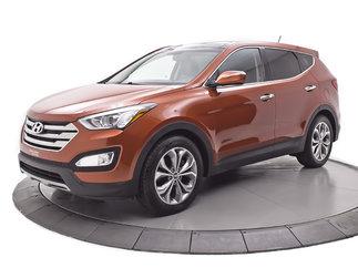 2013 Hyundai Santa Fe 2.0T LIMITED, GPS, TOIT, CUIR