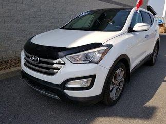Hyundai Santa Fe Limited / AWD 2013