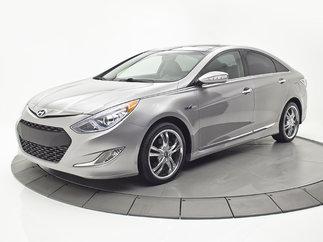 Hyundai Sonata Hybrid LIMITED 2013