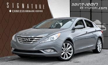 Hyundai Sonata SE / CUIR - TOIT OUVRANT - BAS KILOMÉTRAGE 2013