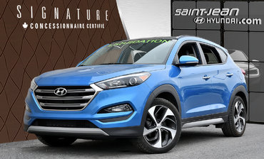 Hyundai Tucson AWD 1.6 TURBO SE AWD CUIR TOIT OUVRANT PANORAMIQUE 2017