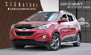 Hyundai TUCSON GLS UN SEUL PROPRIO 2014