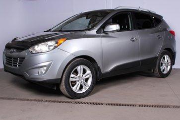 Hyundai Tucson GLS / A/C / SIÈGES CHAUFFANT / 2012
