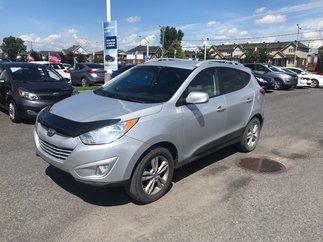 Hyundai Tucson GLS / AWD 2013