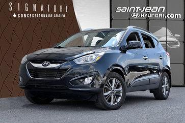 Hyundai Tucson GLS ** CAMÉRA DE RECUL, SIÈGES CHAUFFANTS ** 2015