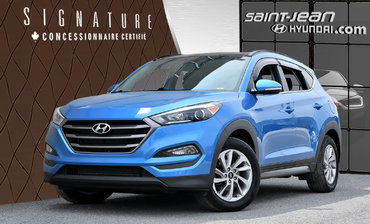 Hyundai Tucson 2.0 AWD LUXURY / GPS, TOIT PANO, CUIR 2016