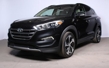 Hyundai Tucson Limited Ultimate / TOIT OUVRANT/ NAVI 2016