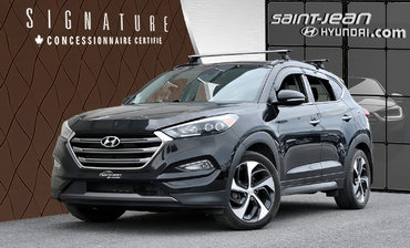 Hyundai Tucson Ultimate / 1.6TURBO + TOIT + NAVI 2016