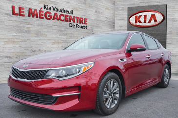 Kia Optima LX ECO Turbo 2016