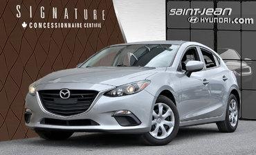 Mazda Mazda3 GX / A/C, VITRE ÉLECTRIQUE 2015
